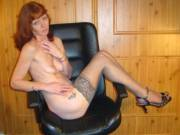 i love stockings and heels !!!! Do you ?  Love and bites from toon town Karen xx