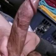 Just me taking a picture of my dick. What do you think?