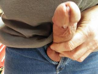 My tasty precum, wanna taste?