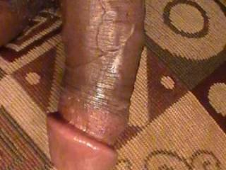 """""""just masterbated"""">off a lady on zoig...she got a big cum shot from me and as you can see its a couple of warm white CUM SHOWING on my DICK.ANYONE CARE TO MASTERBATE THIS PIECE OF MEAT AGAIN.PLZZ COMMENT & VOTE"""