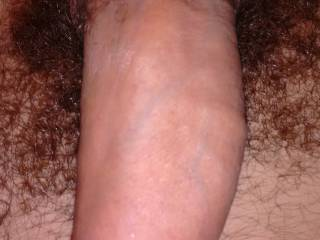 Come and rub you pussy on my cock and me hard