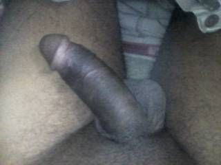 """sri lanka black dick 6 1/2"""". nonstop fun without cumming 20 minutes.   do you like it to have fun?"""