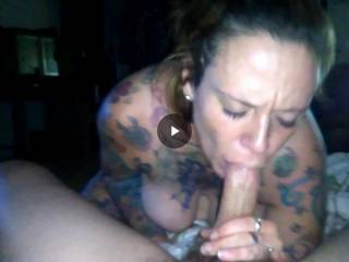 Nothing better than sucking his big cock