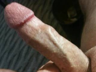 Who would like to play with this average size cock??