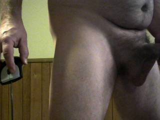 like big hairy dicks?