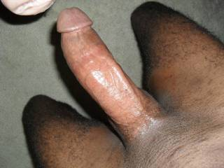 Huge fat thick black dick