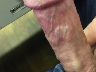 I wanna watch a hot chick with big tits suck all of the cum out of my hubby's hard cock and spit it in my mouth! Any takers???