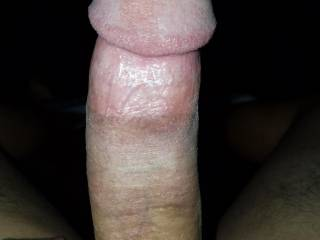 7.5 inches of dick