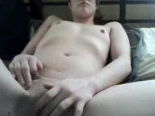 Amateur Video - Trying to catch my first orgasm for the day :)